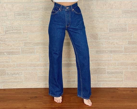 Levi's 517 Orange Tab Jeans / Size 28 29