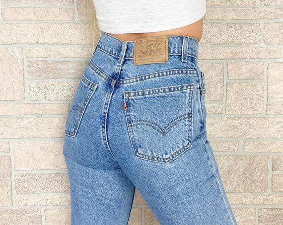 Levi's Orange Tab Vintage Jeans / Size 24 25 XS