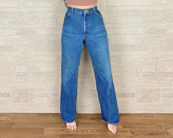 LEE Riders Vintage High Rise Jeans / Size 29 30