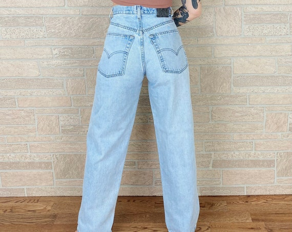Levi's Silvertab Baggy Fit Jeans / Size 32