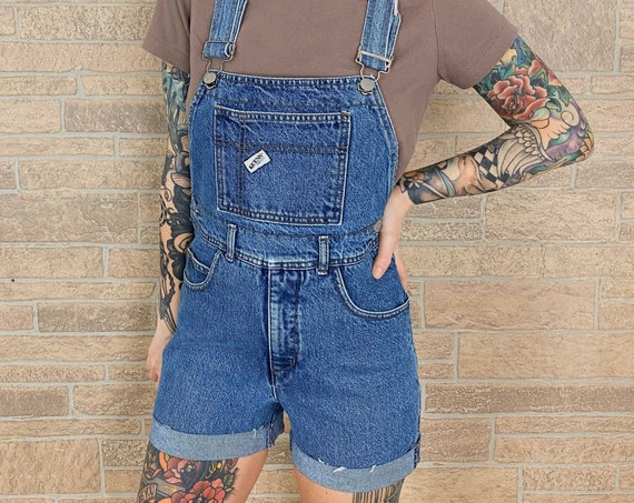 XXS Guess Dungarees Overalls Shorts