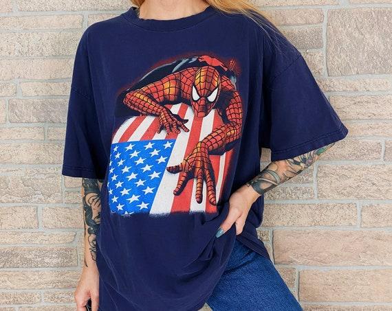 Spider-Man Marvel Comics Vintage T-Shirt