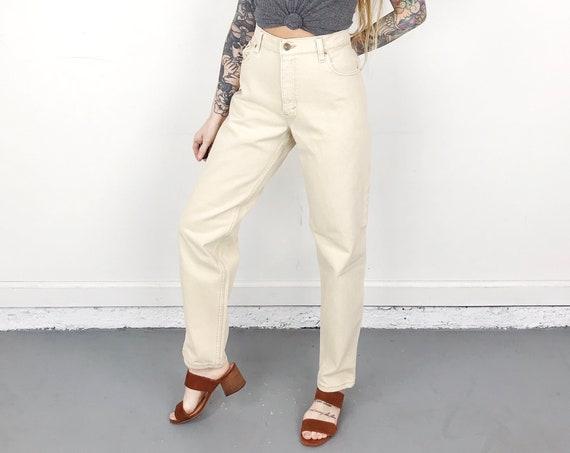 Levi's 550 Beige Jeans / Size 29
