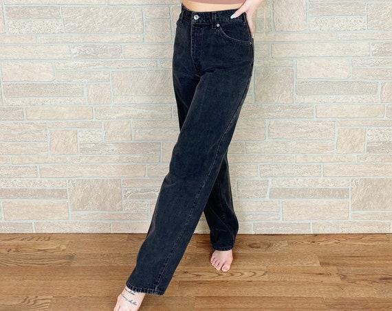 Levi's 550 Orange Tab Jeans / Size 33