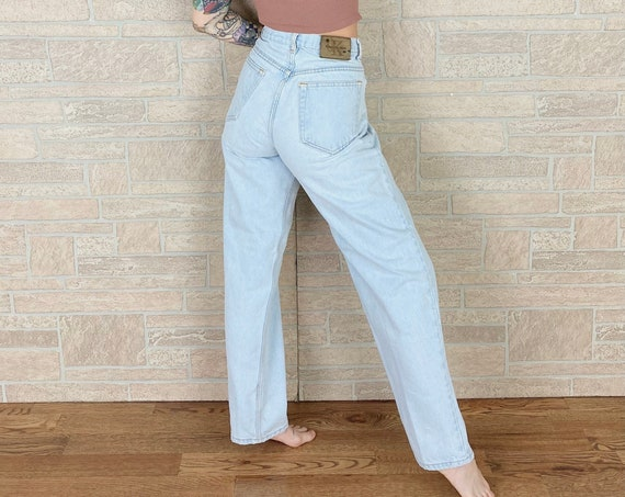 Calvin Klein CK High Waisted Jeans / Size 29 30