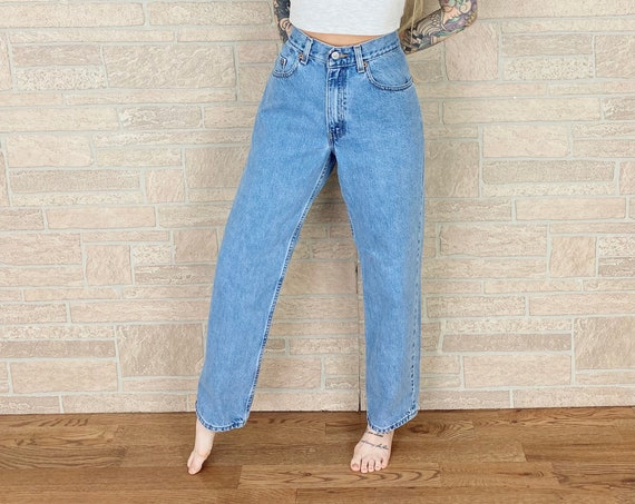 Levi's 550 Relaxed Fit Jeans / Size 30