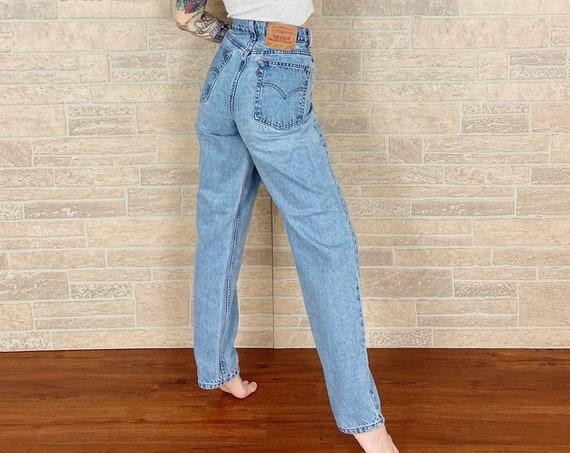Levi's 512 Vintage Jeans / Size 31 32