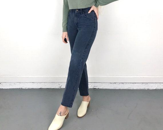 Levi's 562 Slate Blue Jeans / Size 22 23