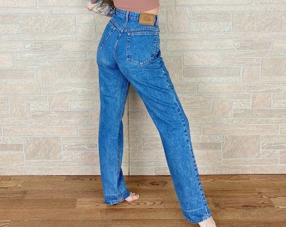 Calvin Klein 80's Vintage Jeans / Size 27 28