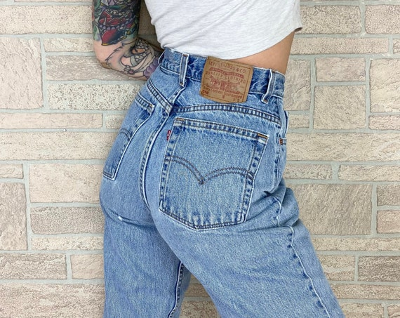 Levi's 550 Vintage Jeans / Size 27 28