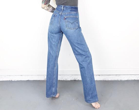 Levi's 501 Vintage Jeans / Size 28