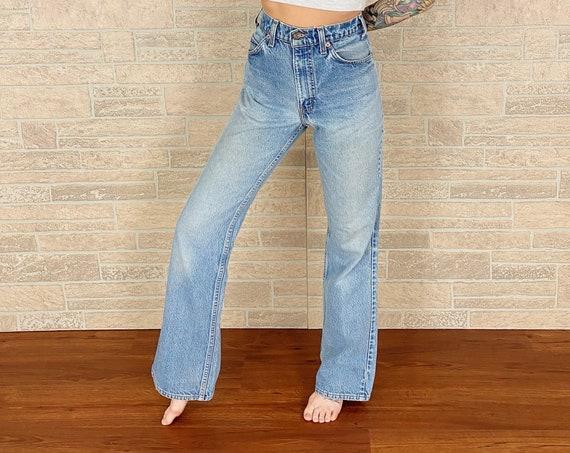 Levi's 517 Orange Tab Jeans / Size 29