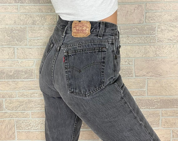 Levi's 501 Faded Student Fit Jeans / Size 25
