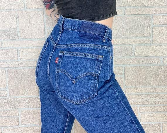 Levi's 515 Mid Rise Boot Cut Y2K Jeans / Size 28
