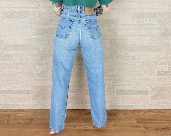 Levi's 550 Vintage Jeans / Size 33