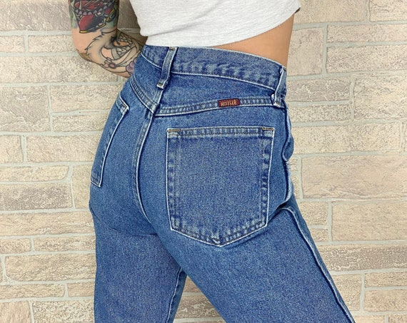 Rustler Classic Straight Leg Jeans / Size 26 27