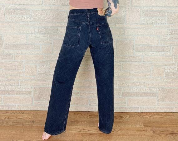 Levi's 501 Black Jeans / Size 30