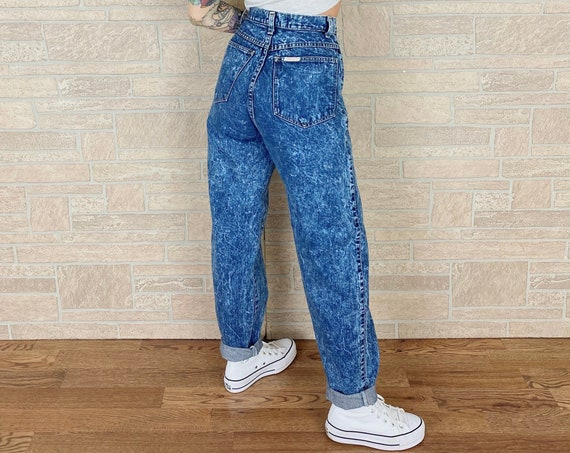 80's Sasson High Rise Baggy Fit Jeans