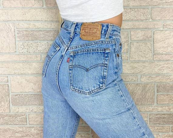 Levi's 17501 Vintage Jeans / Size 25 26