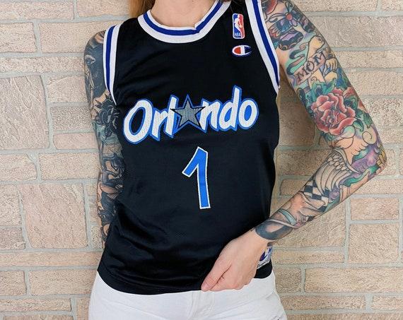 90's Orlando Magic Hardaway Champion Jersey