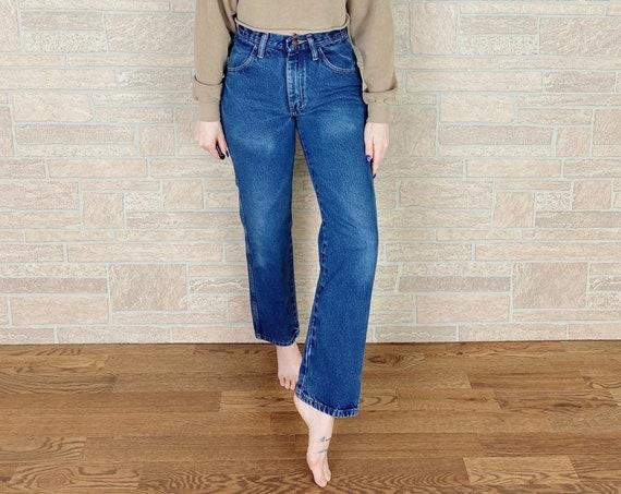 Rustler Vintage Straight Leg Jeans / Size 25 26