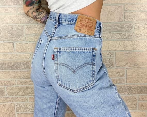 Levi's 501 Vintage Jeans / Size 29 30