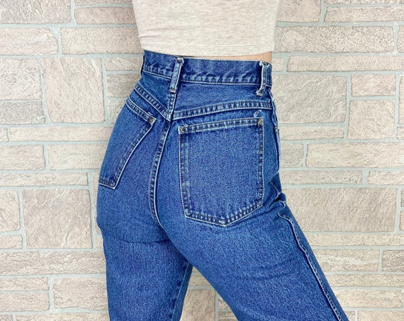 Rio 90's High Waisted Vintage Jeans / Size 26