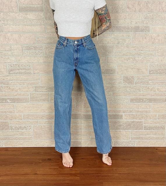 Levi's 512 Vintage Jeans / Size 28