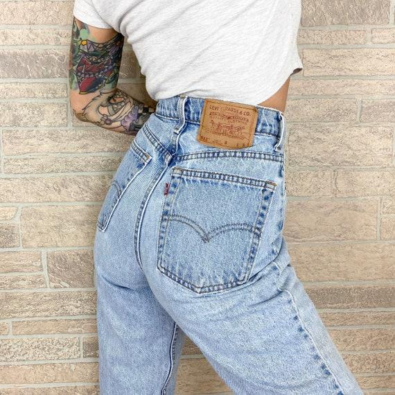 Levi's 512 Vintage Jeans / Size 26 - image 1