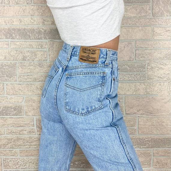 Jordache High Rise Slim Jeans / Size 25 26