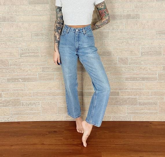 Levi's 512 Vintage Jeans / Size 28 - image 4
