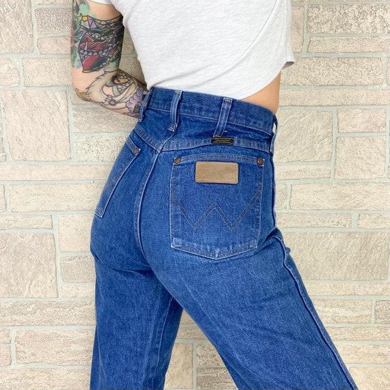 Wrangler Vintage Western Jeans / Size 29