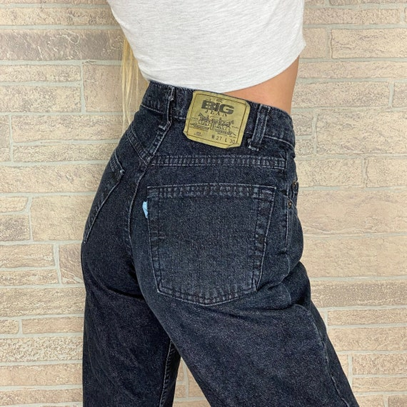 Levi's 555 Boyfriend Jeans / Size 25