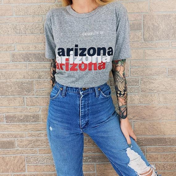 70's University of Arizona Champion Vintage T-Shir