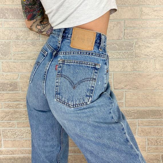 Levi's 512 Vintage Jeans / Size 28 - image 3