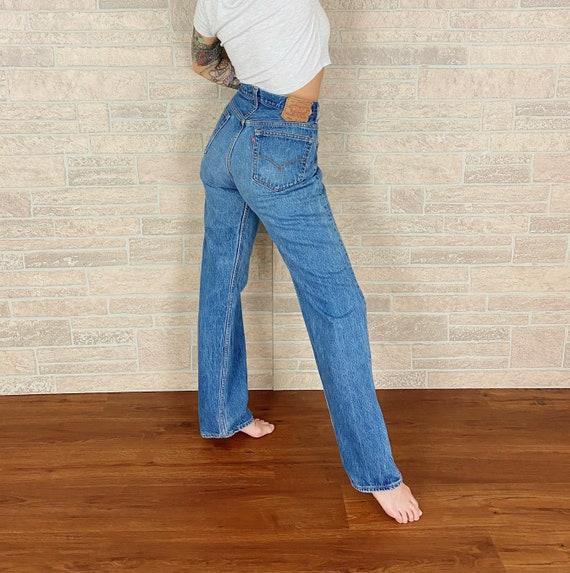 Levi's 501xx Vintage Jeans / Size 30 31