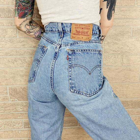 Levi's 512 Vintage Jeans / Size 31 32 - image 7
