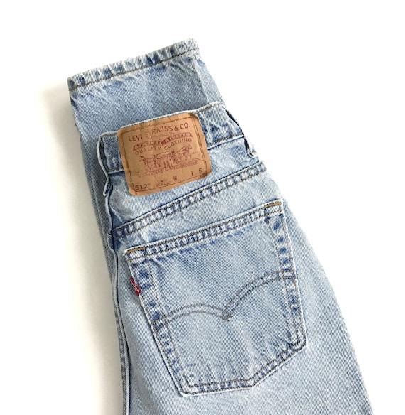 Levi's 512 Vintage Jeans / Size 26 - image 9