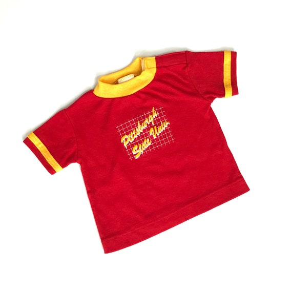 70's Pittsburgh State University Baby Infant Tee