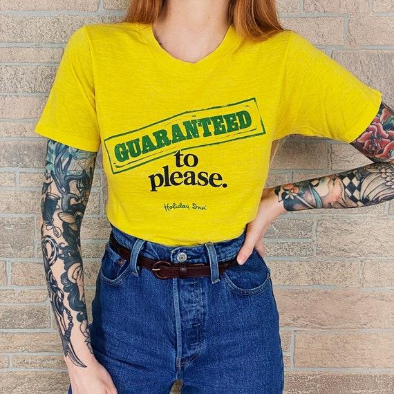 Vintage Holiday Inn Threadbare Promo Tee T-Shirt
