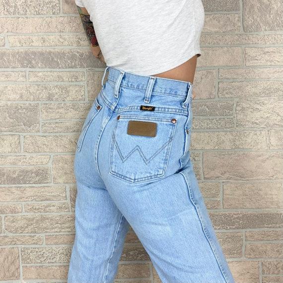 Wrangler Vintage Western Jeans / Size 28