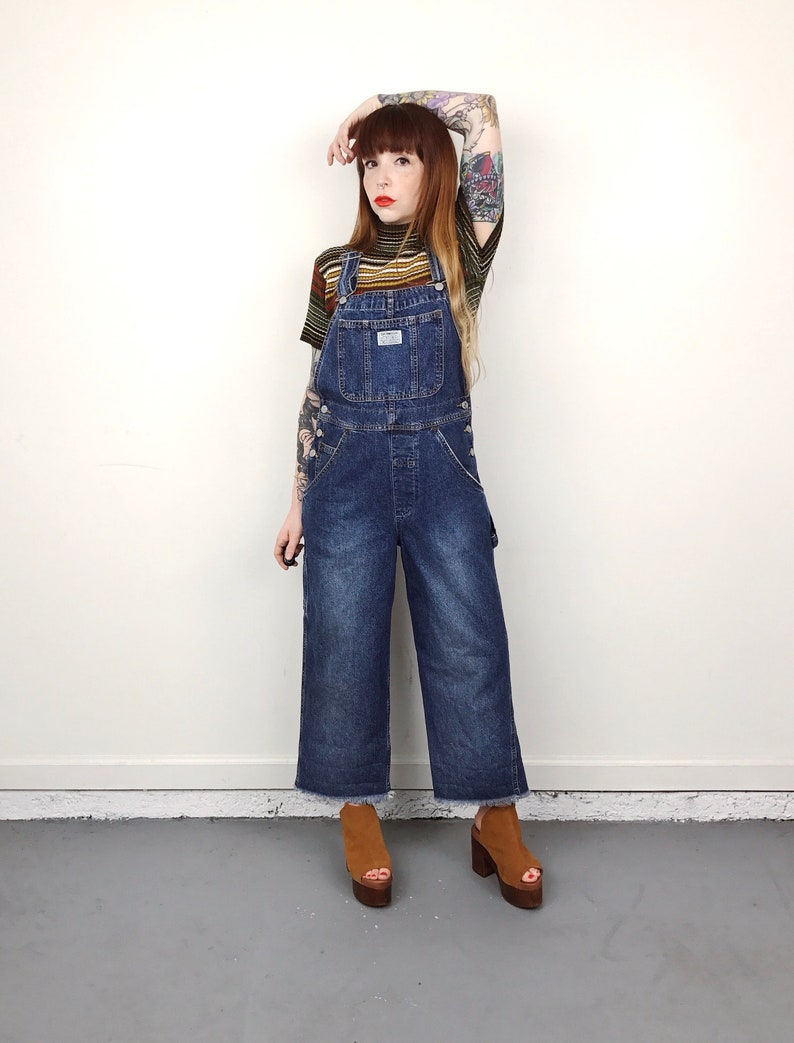 3ee2394de9c RARE Levi s Two Horse Brand Overalls and Denim Work