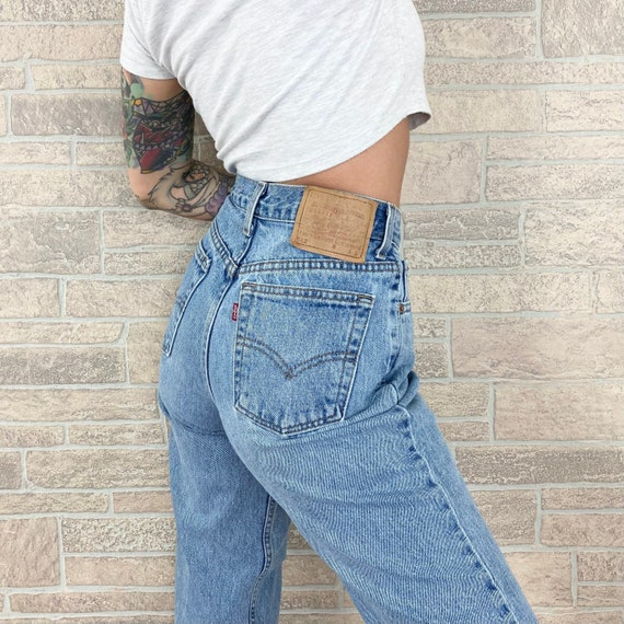 Levi's 512 Vintage Jeans / Size 26 27