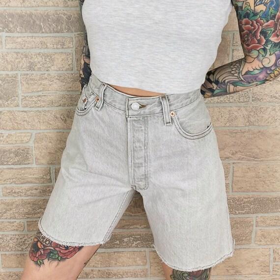 Levi's 501 Vintage Bermuda Shorts / Size 30