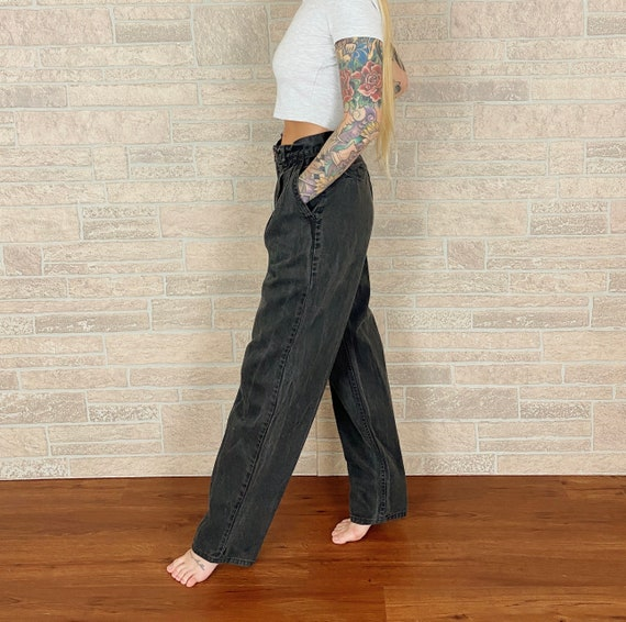 Levi's Silvertab Trouser Style Loose Jeans / Size