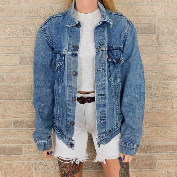 Levi's Faded Denim Jacket