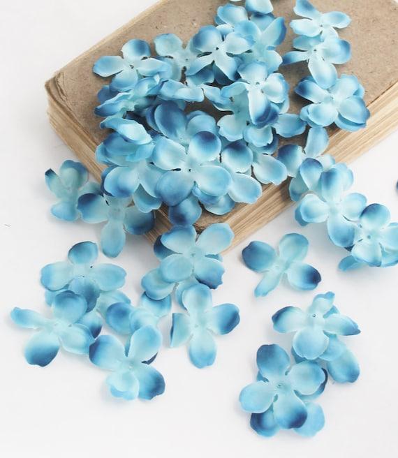 30 blue lilac petals silk lilac flower crown tutu etsy image 0 mightylinksfo