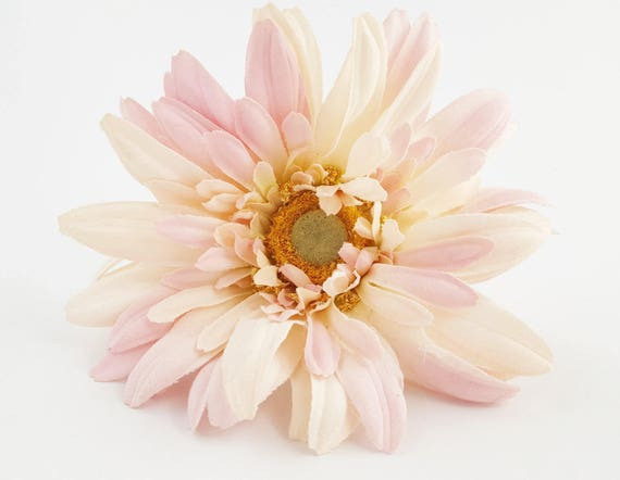6 Pink Gerbera Daisy Wedding Daisy Millinery Flowers | Etsy