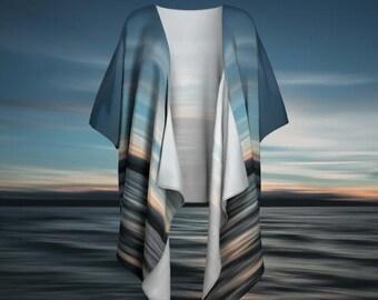 Sea Ripples Kimono