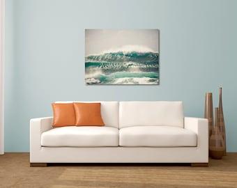 Shiny Waves - North Shore, Oahu